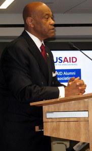 USAID Deputy Administrator Alfonso Lenhardt